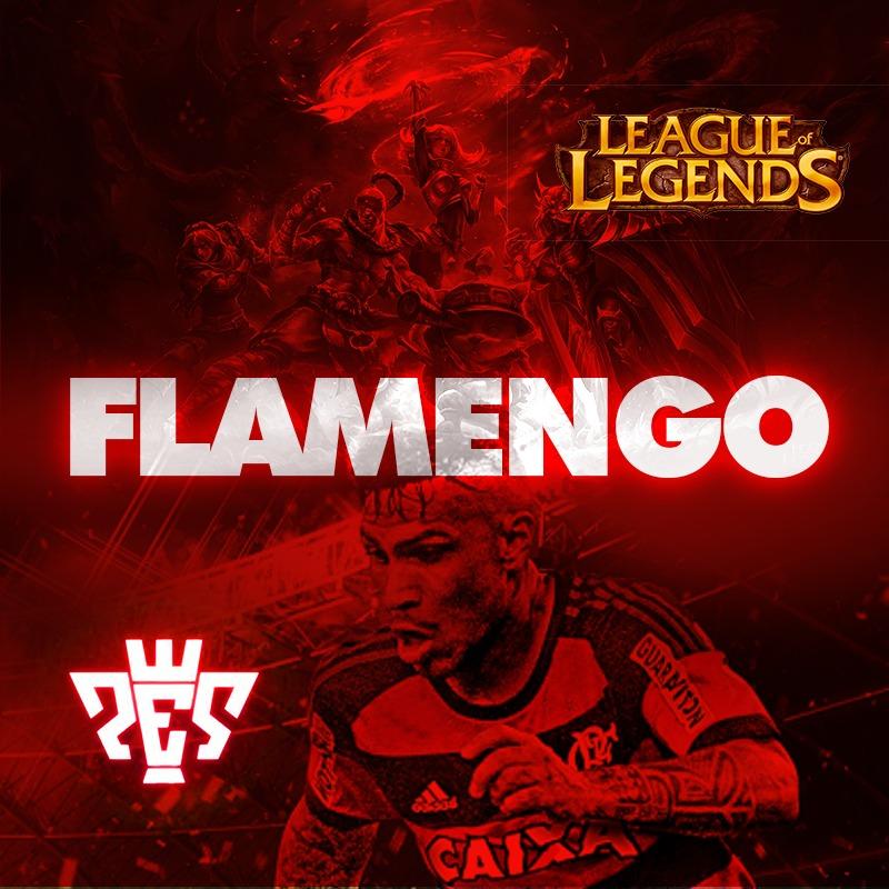 Flamengo pioneiro no E-Sports no Brasil