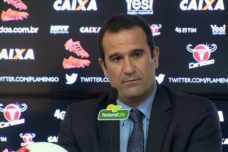 Flamengo é futebol