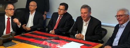 FLA+ declara apoio a candidatura de Rodolfo Landim