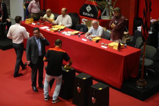 Definida a data das eleições do Flamengo