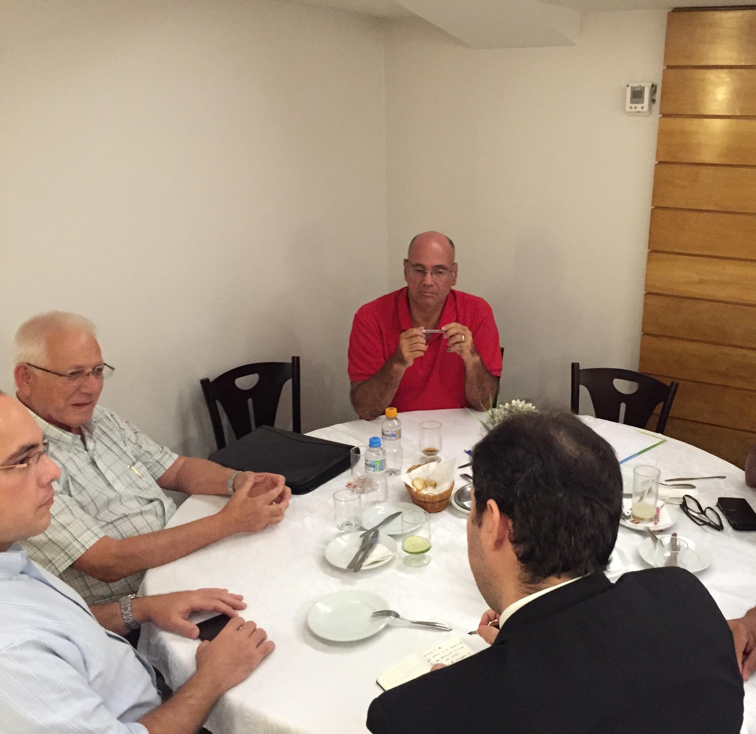 Reunião do Fla+ com a Chapa Lilás de Sebastião Pedrazzi