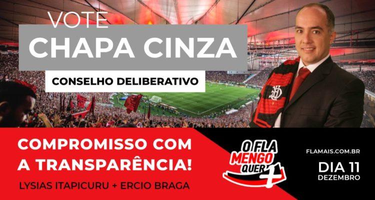 FLA+ na disputa pela presidência do Conselho Deliberativo do Flamengo